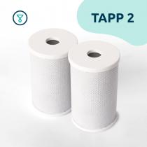 TAPP 2 Twist (TAPP Ecopro) kraanifiltri filtri südamikud (2 tk)